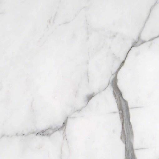 Arabescato Statuary 18X18 Polished Marble Tile