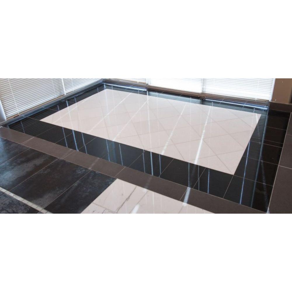 Absolute Black 18X18 Polished Granite Floor & Wall Tile