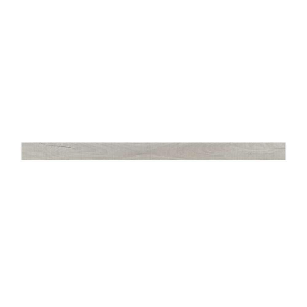 Andover Whitby White 3X94 Vinyl Flush Stair Nose