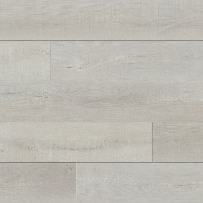 Andover Whitby White 7x48 Luxury Vinyl Tile