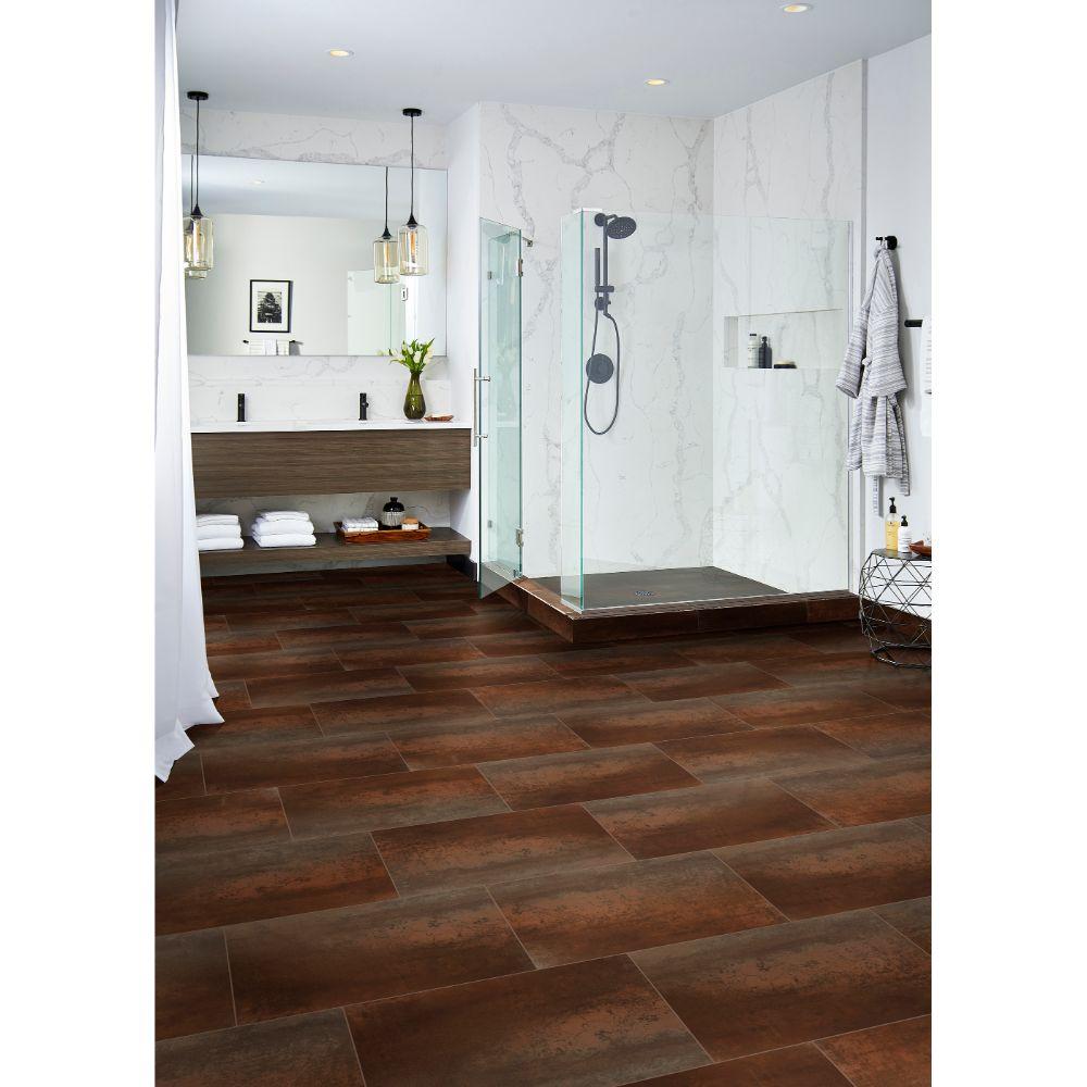 Antares Copper Iron 16X24 Matte Porcelain Tile