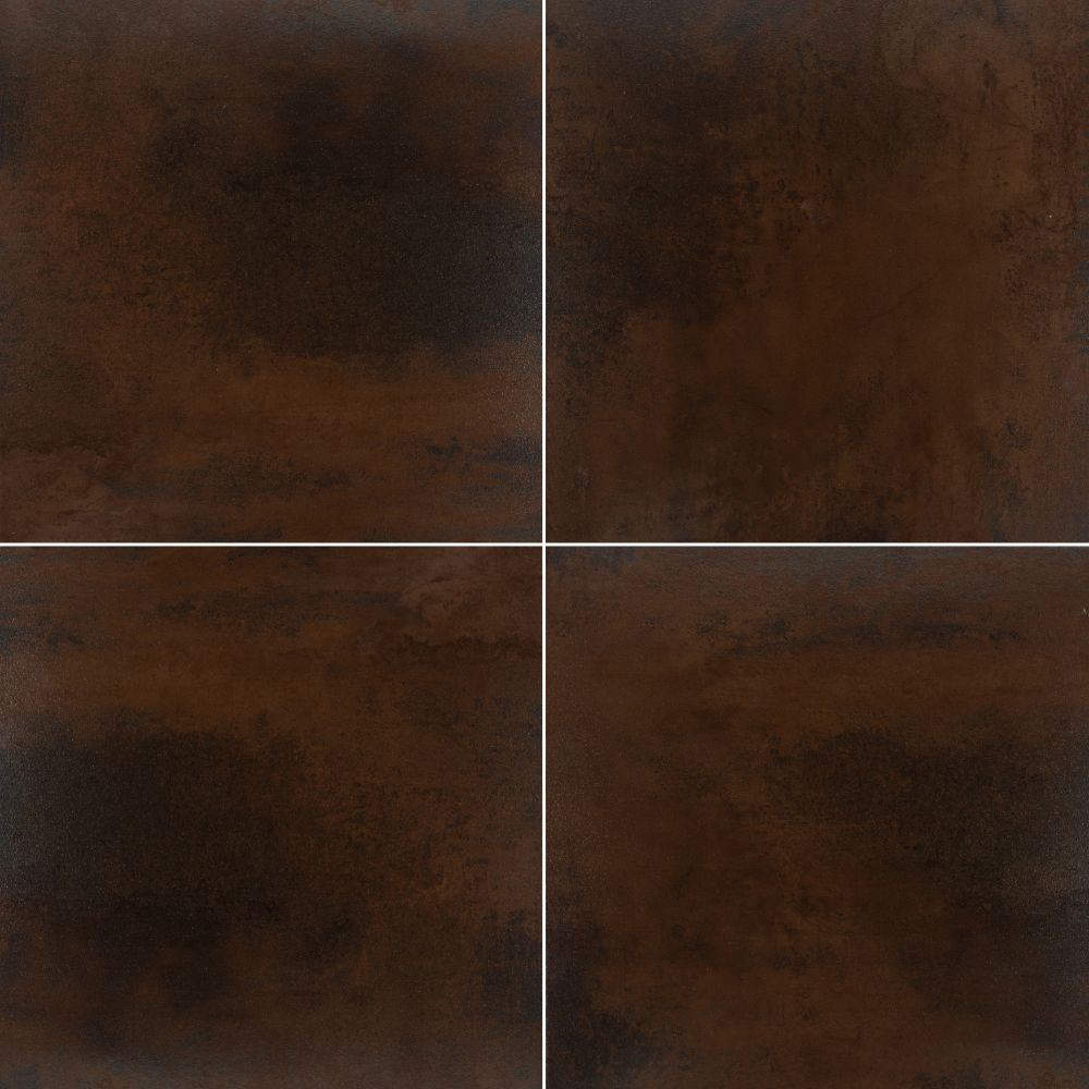 Antares Copper Iron 20X20 Matte Porcelain Tile