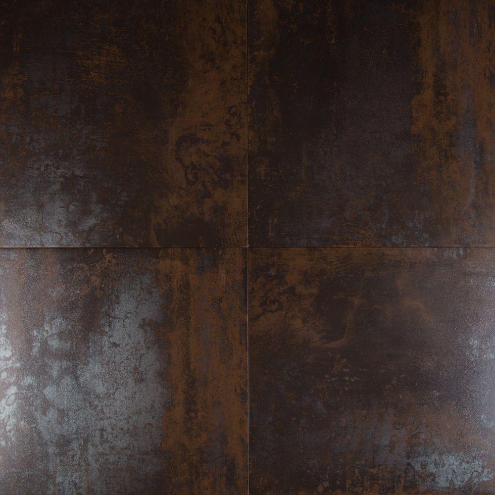 Antares Saturn Coal 20X20 Matte Porcelain Tile