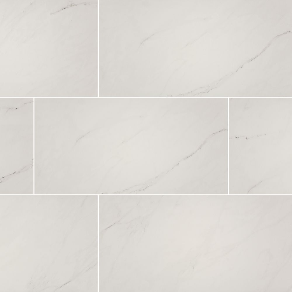 Aria Ice 12X24 Polished Porcelain Tile