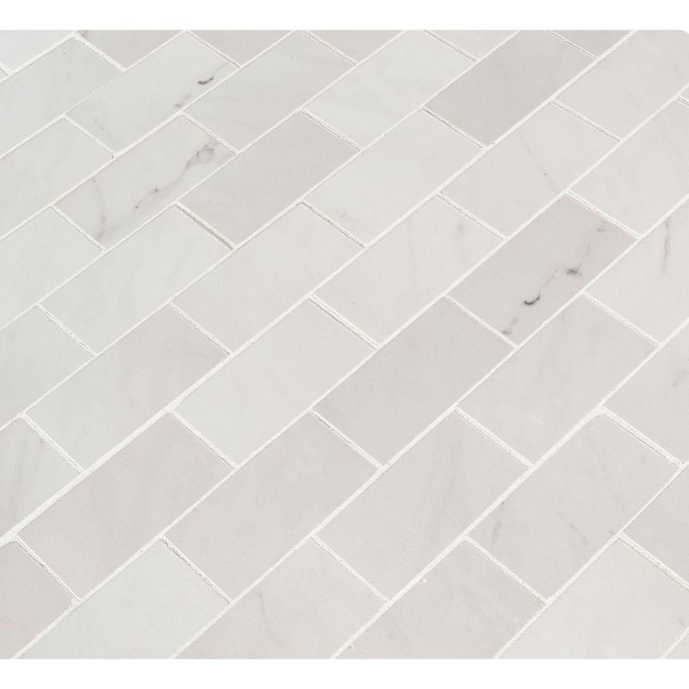 Aria Ice 2X4 Polished Mosaic