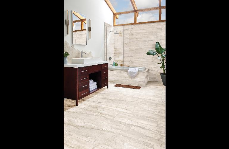 Bernini Bianco 18X18 Matte Porcelain Tile