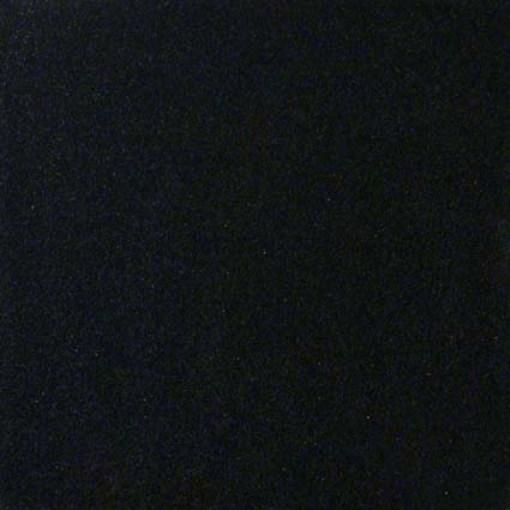 Premium Black 18X18 Flamed