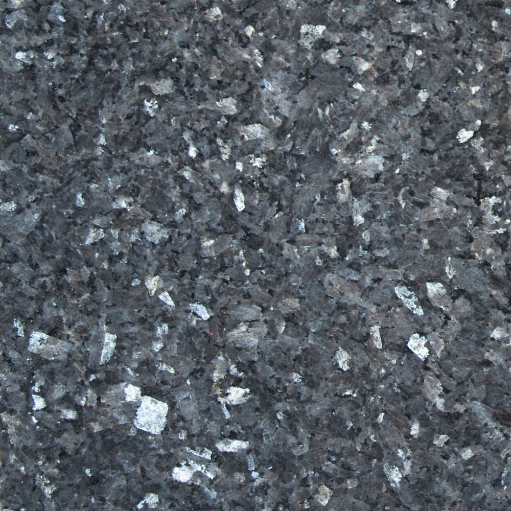Blue Pearl Granite Tile 12X12 Polished