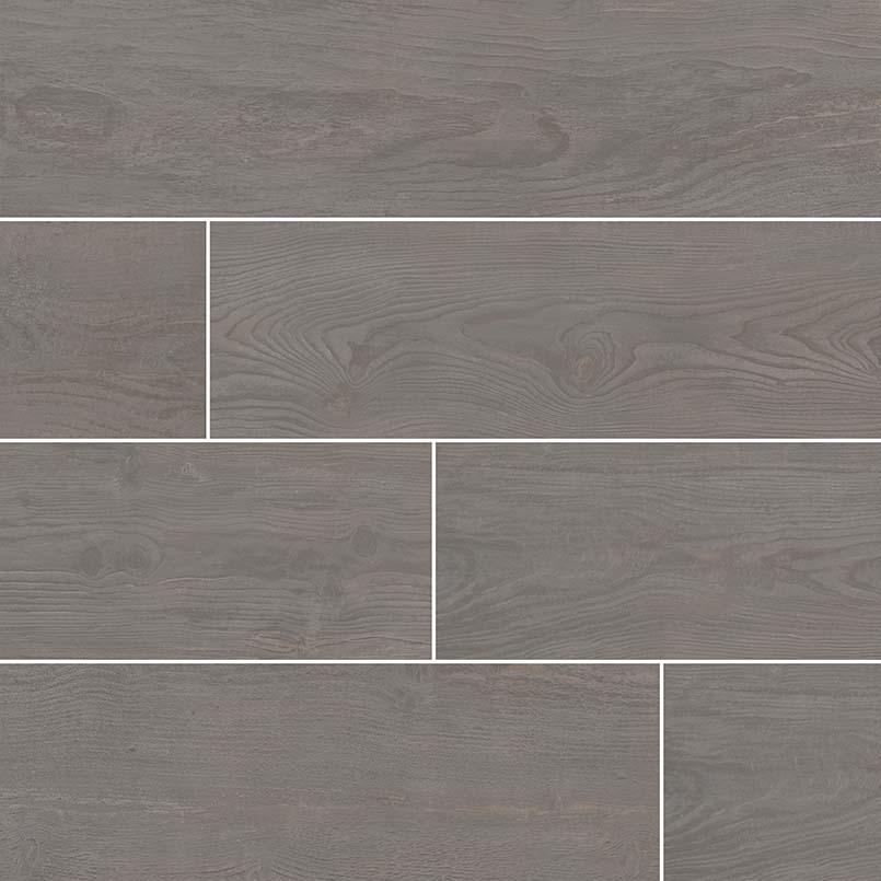 Caldera Coala 8x47 Wood Look Rectified Matte Porcelain Tile