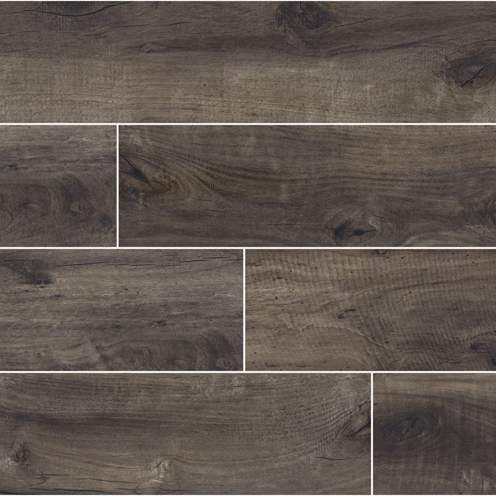 Country River Moss 8X48 Matte Porcelain TIle