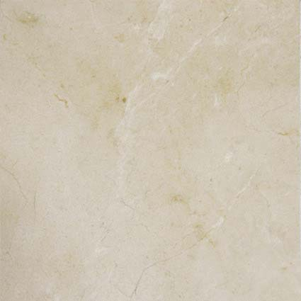 Crema Marfil 18X18X0.5 Honed Select Marble Tile