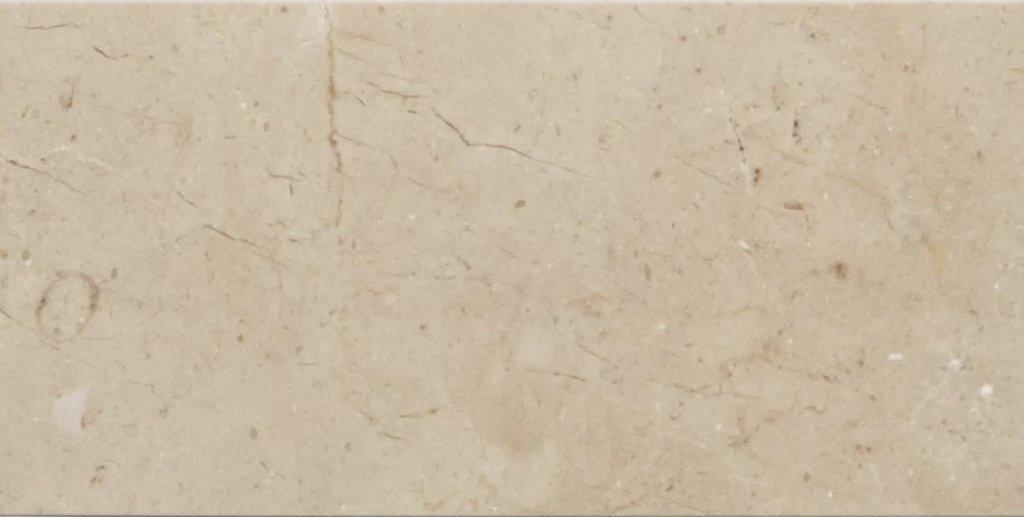 Crema Marfil 6X12 Select Polished Marble Tile