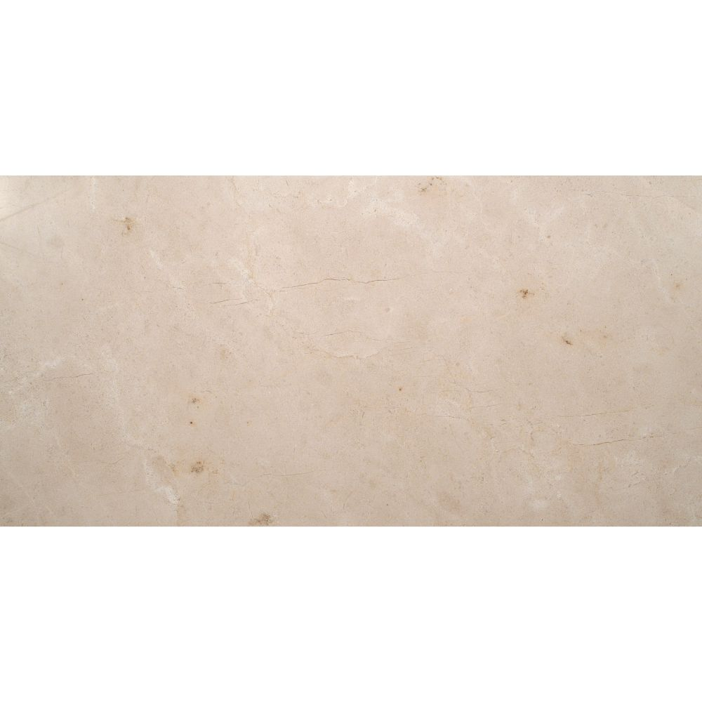 Crema Marfil Select 12X24X0.38 Polished