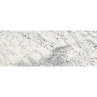 Carrara White 12x24 Honed Marble Tile