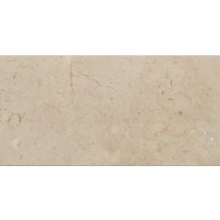 Crema Marfil 6X12 Select Polished Marble Tile