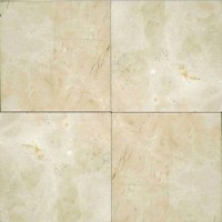 Crema Marfil select 18X18X0.63 Honed