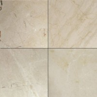 Crema Marfil Select 24X24 Polished Marble Tile