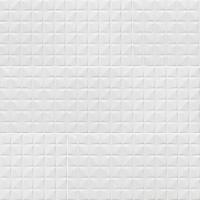 Dymo Chex White 12X36 Glossy Ceramic Tile