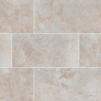 Essentials Ansello Ivory Bullnose 3X18 Matte Ceramic Tile