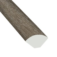 Ludlow / Charcoal Oak 0.6X94 Vinyl Quarter Round