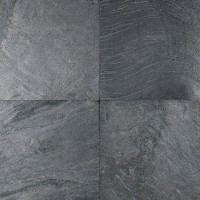 Ostrich Grey 12X12 Honed Quartzite Tile