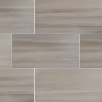 Watercolor Grigio 12x24 Matte Porcelain Tile
