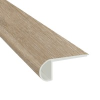 Cyrus Sandino 2-3/4X94 Vinyl Flush Stair Nose
