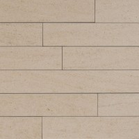 Livingstyle Beige 2X24 Matte Bull Nose