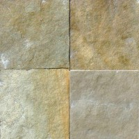 Madras Yellow Classic 12x12 Gauged Slate Tile