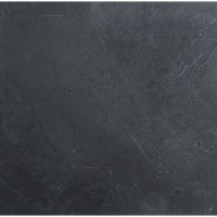 Montauk Black 16X16 Gauged Slate Tile