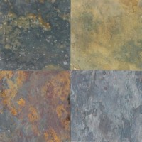 Multi Classic 16X16 Gauged Slate Tile