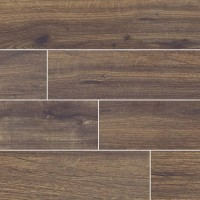 MSI Palmetto Walnut 6X36 Matte Porcelain Tile