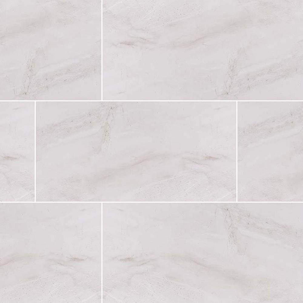 Vigo Gris 12 x24 Matte Ceramic Floor and Wall Tile