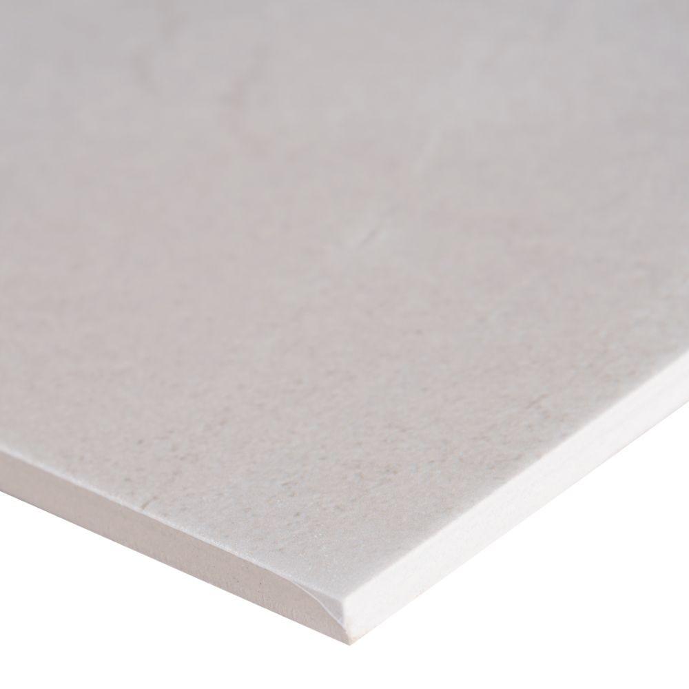 Adella Gris Satin 12X24 Matte Ceramic Tile