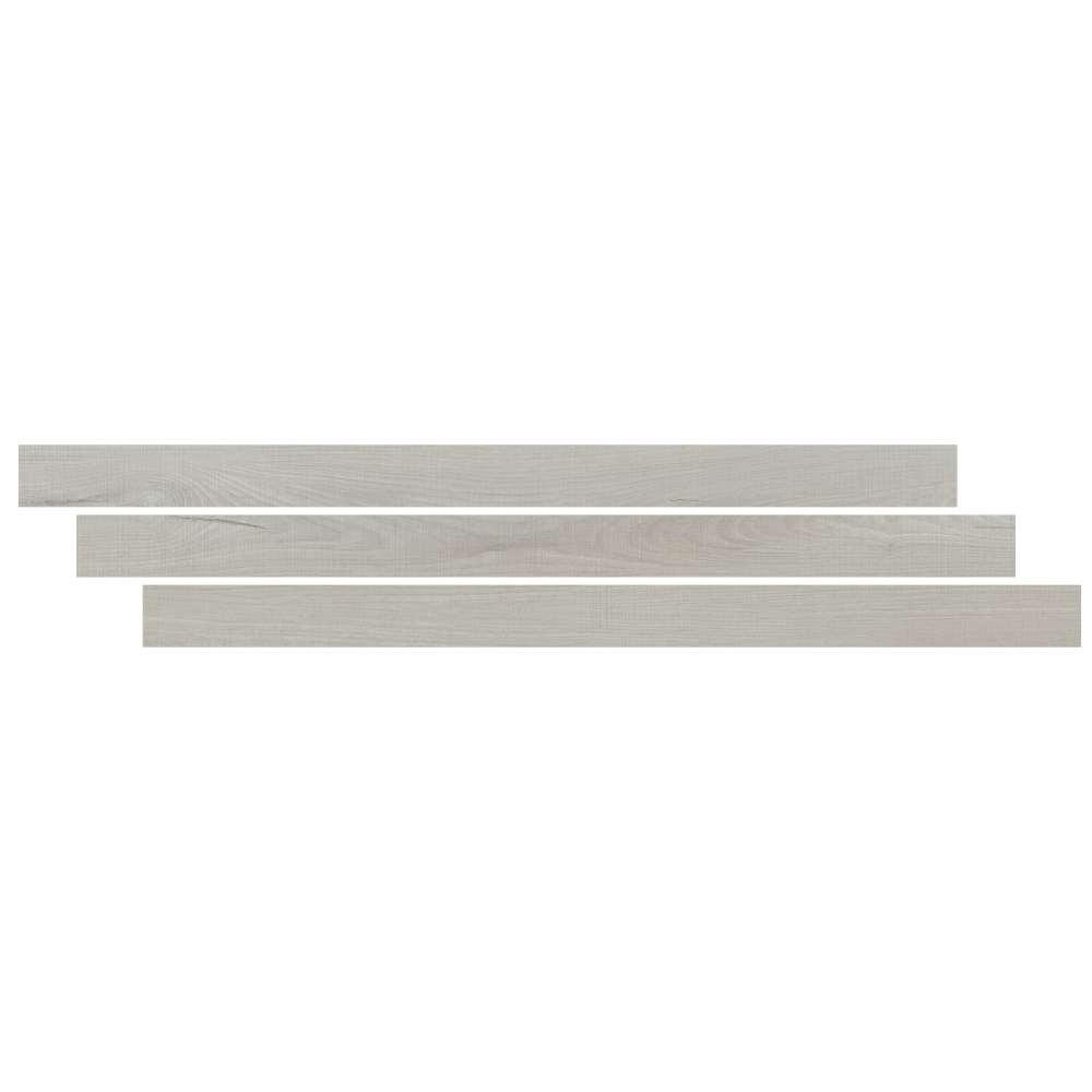 Andover Whitby White 1-3/4X94 Vinyl Reducer