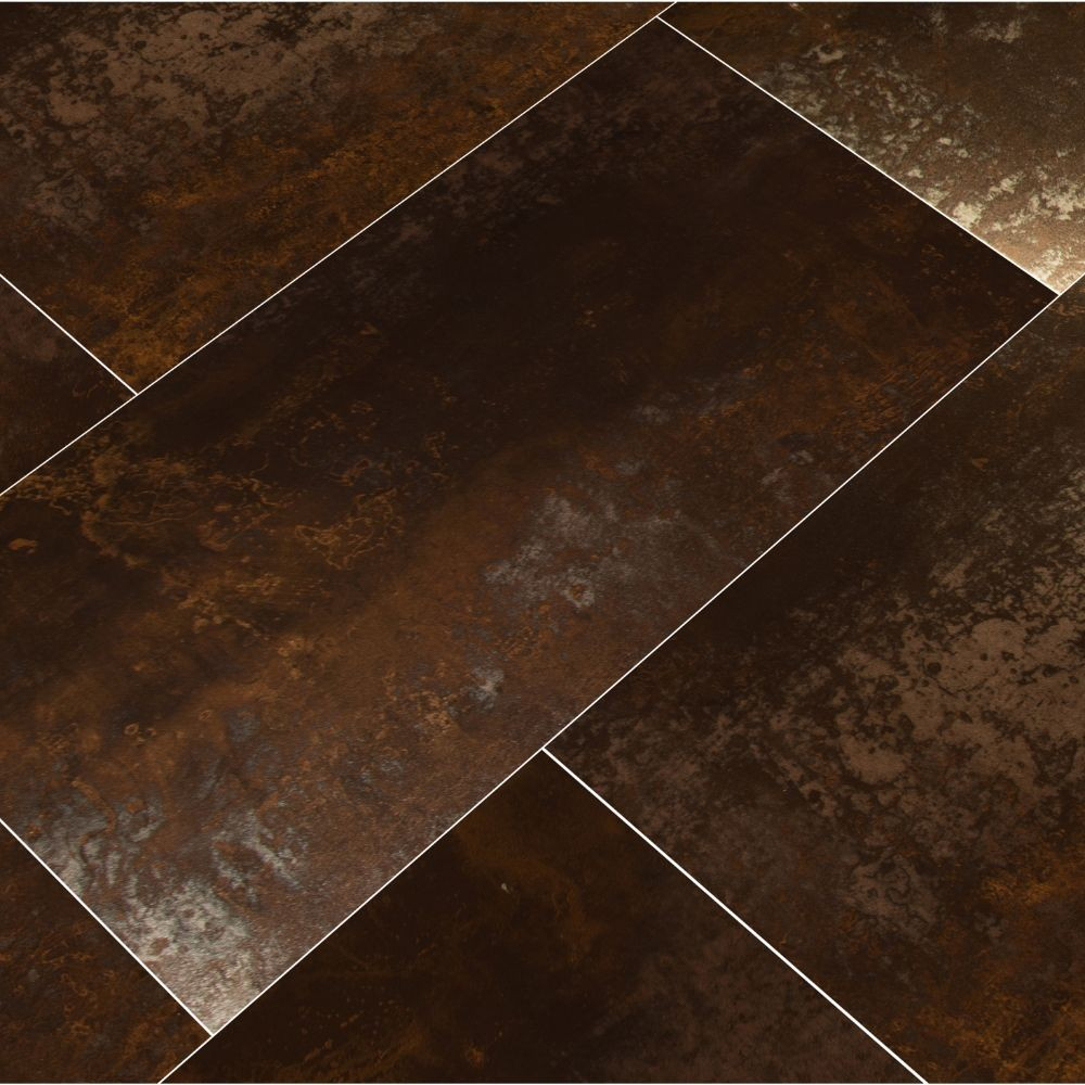 Antares Nickel Coal 16X24 Matte Porcelain Tile