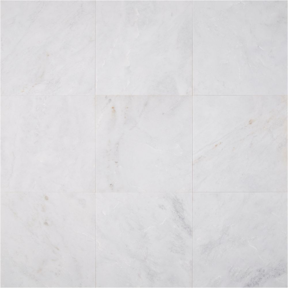 Arabescato Carrara 12X12 Polished Marble Tile