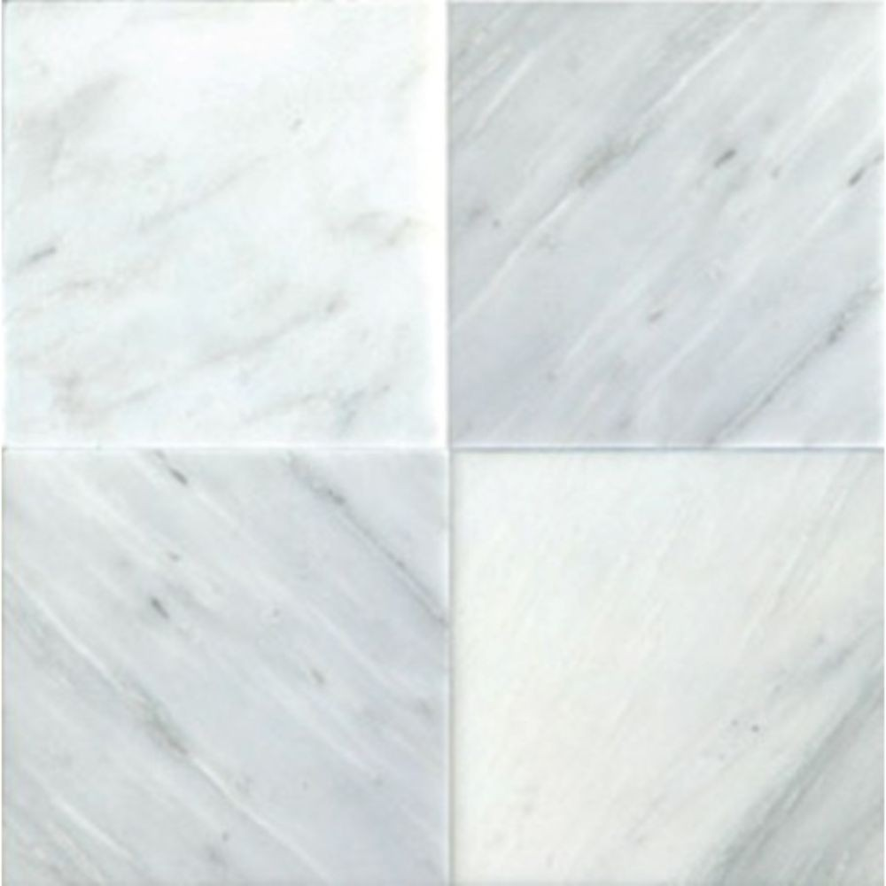 Arabescato Carrara 18X18 Honed