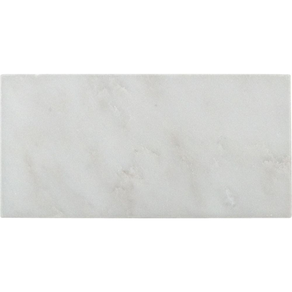 Arabescato Carrara 6X24 Polished Marble Tile