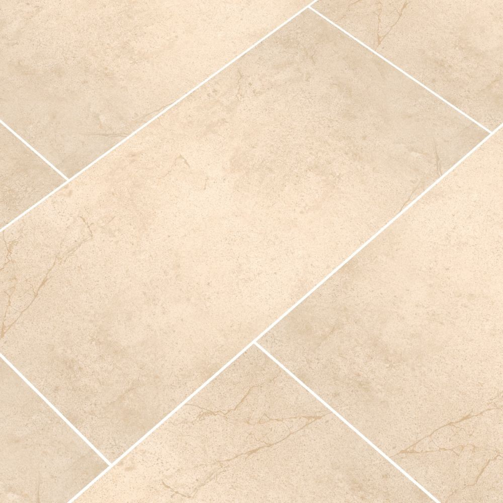 Aria Cremita 24X48 Polished Porcelain Tile