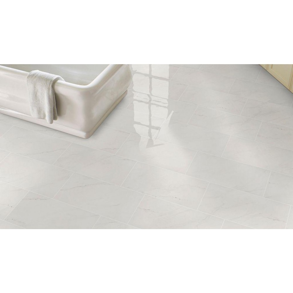 Aria Ice 24X24 Polished Porcelain Tile