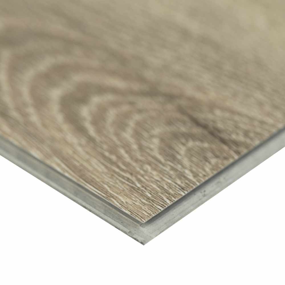 Ashton York Gray 7X48 Luxury Vinyl Tile