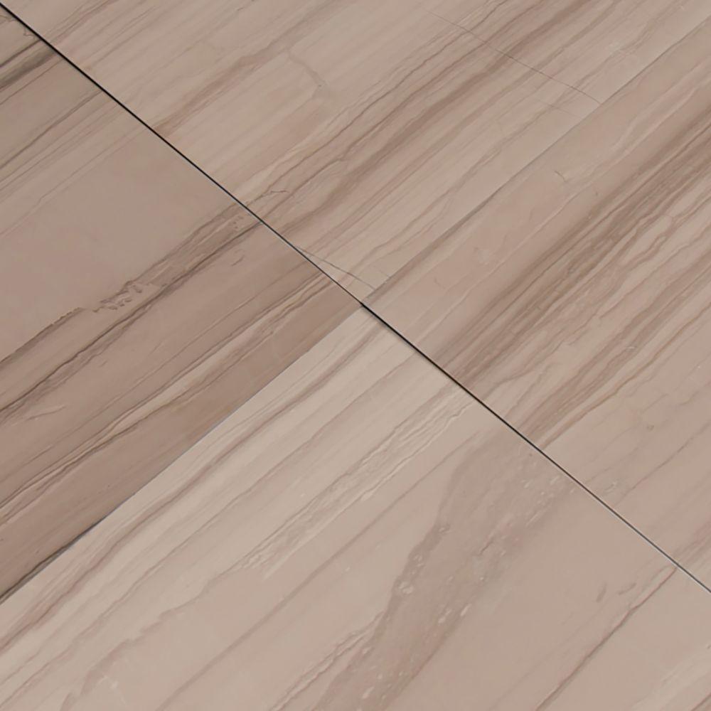 Athens Gray 12x24 Polished Marble Tile
