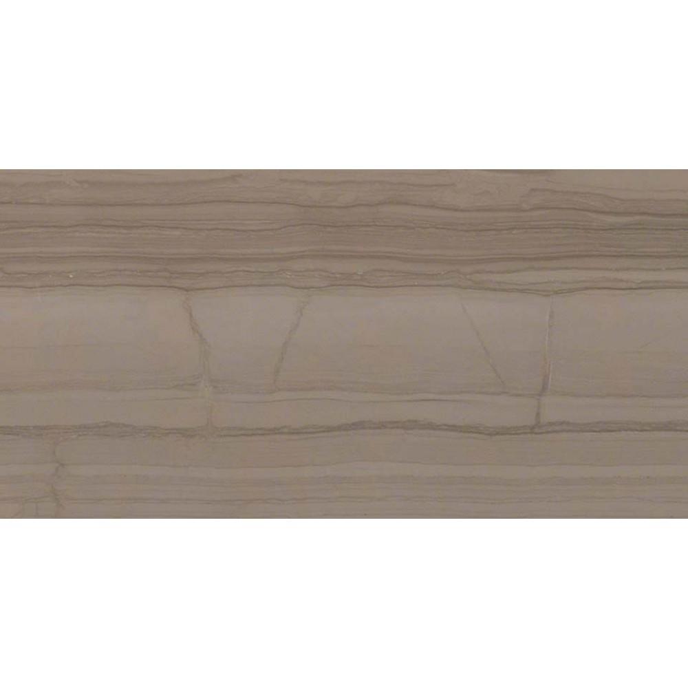 Athens Gray 6x24 Polished Marble Tile