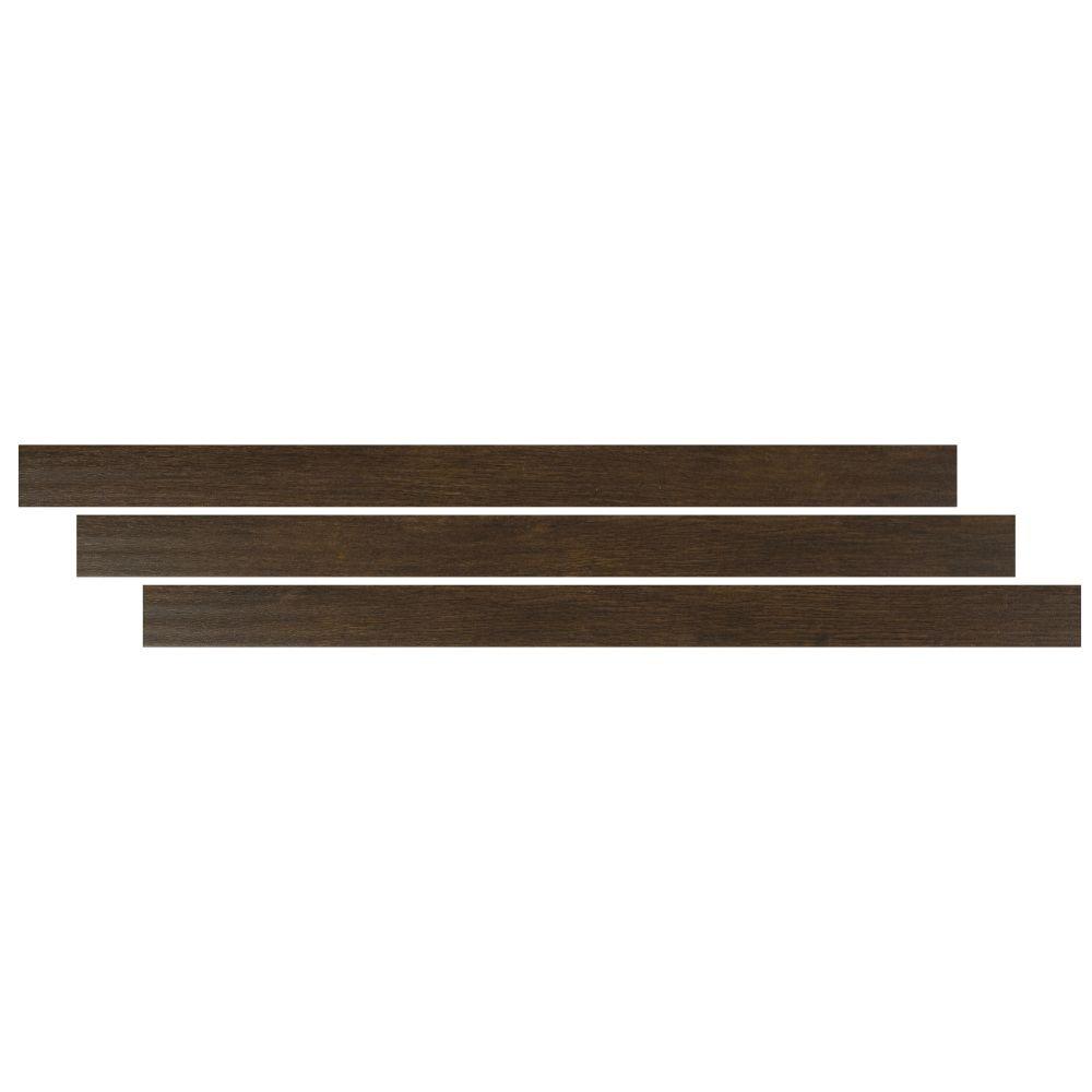 Barrell 1-3/4X94 Vinyl End Cap