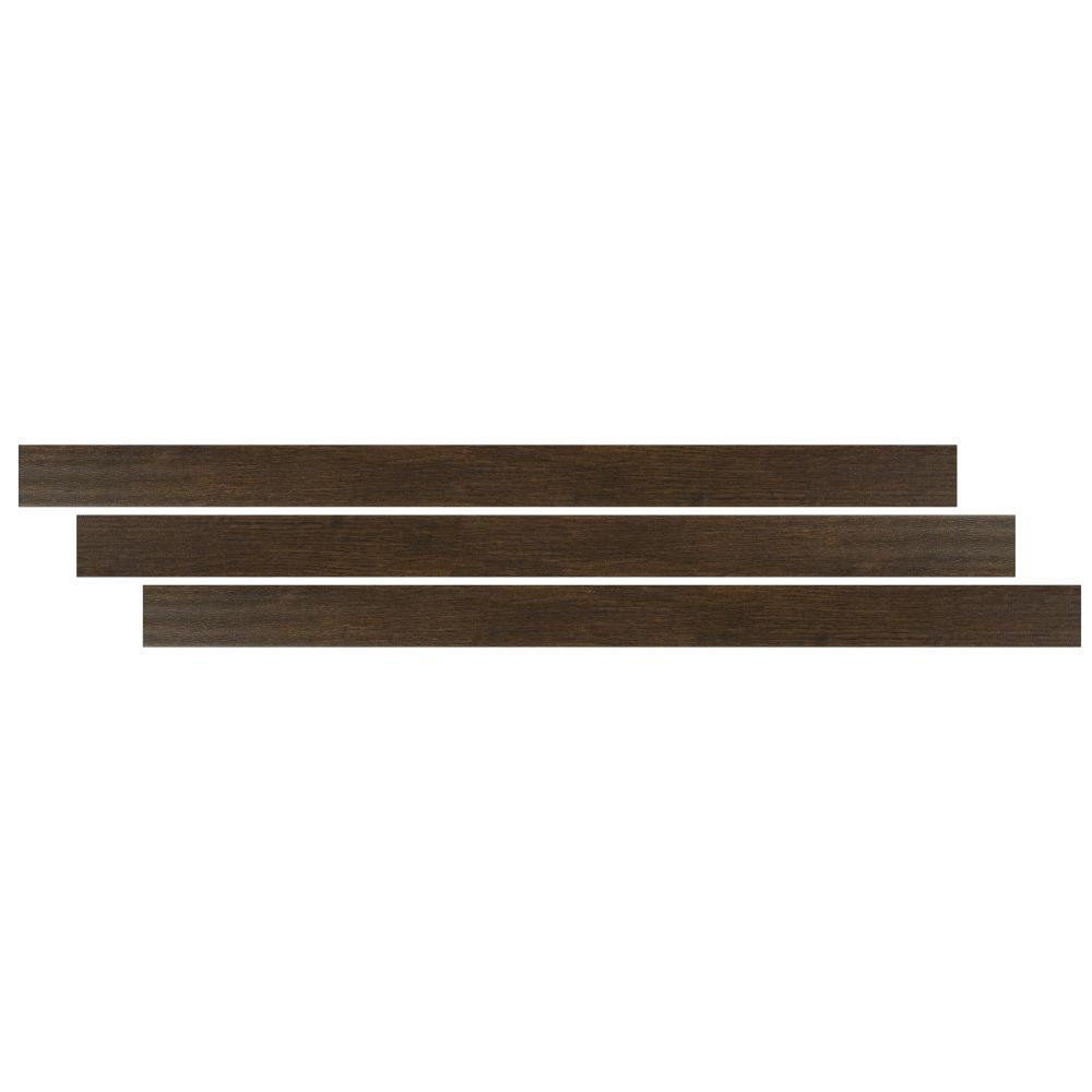 Barrell 2-3/4X94 Vinyl Overlapping Stair Nose