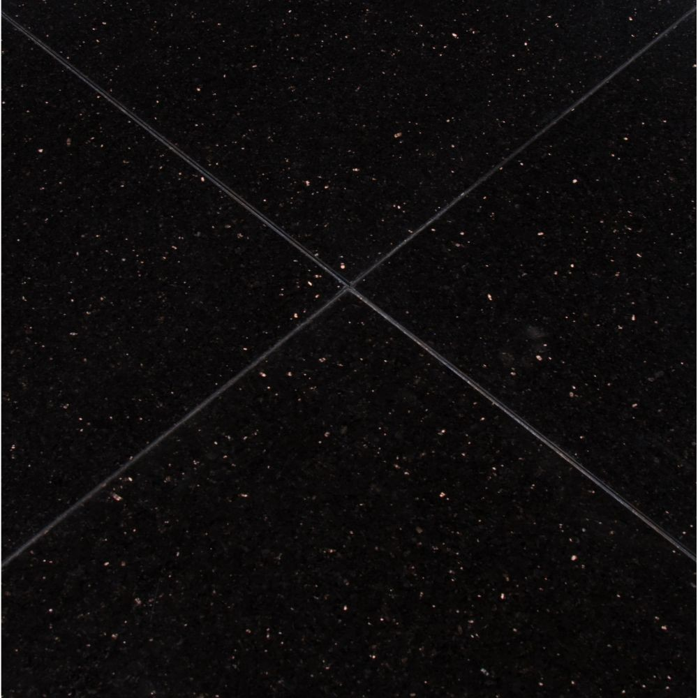 Black Galaxy 18X18 Polished