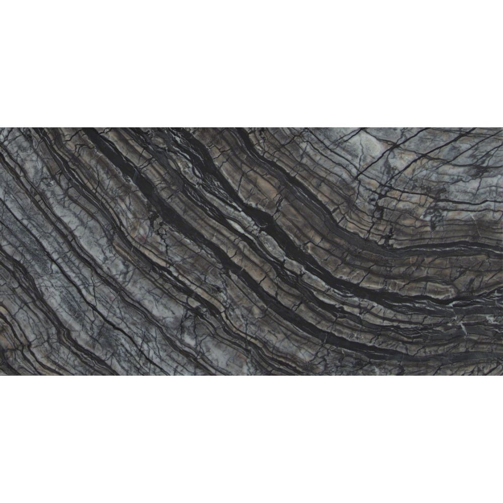 Black Oak 12X24 Polished Marble TIle