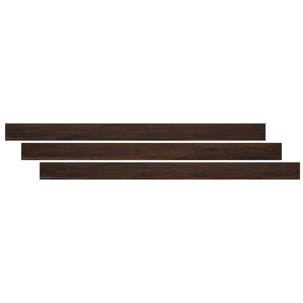 Braly 2-34X94 Vinyl Flush Stair Nose