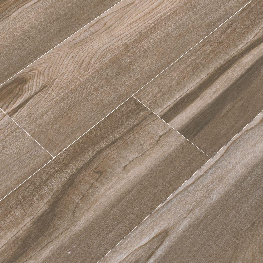Carolina Timber Beige 6X24 Matte Ceramic Tile